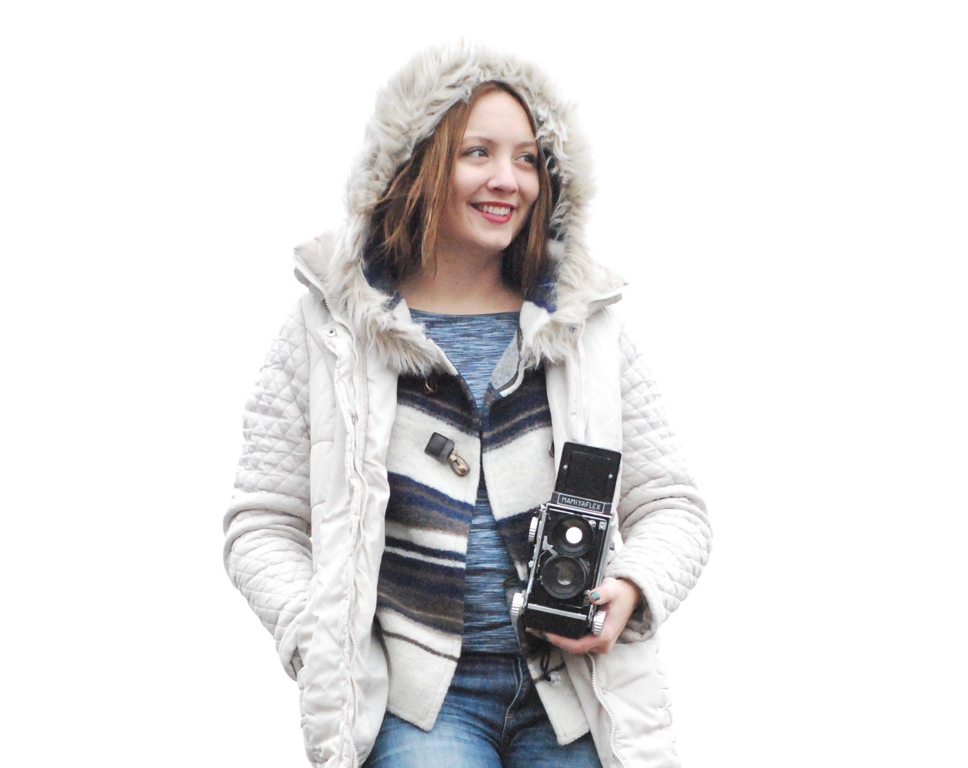 Girl & Camera